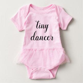 小さいダンサー ベビーボディスーツ