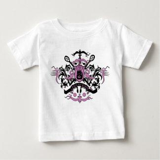 小さいチェロキープリンセス ベビーTシャツ