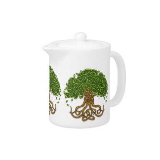 小さいティーポット生命の樹