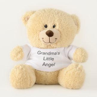 小さいテディー・ベア-祖母の少し天使 テディベア