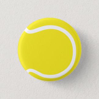 小さいテニス・ボール1つの¼のインチ円形ボタン 3.2CM 丸型バッジ
