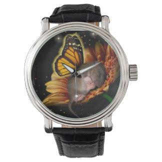 小さいデイジーの夢みる人の夫人腕時計 腕時計