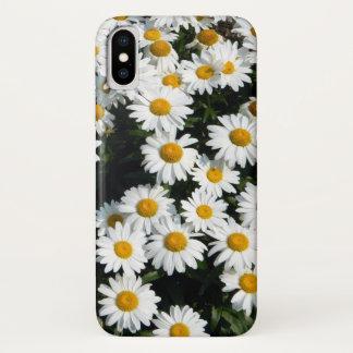 小さいデイジーのiPhoneの場合 iPhone X ケース