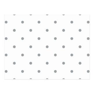 小さいパロマの水玉模様 ポストカード