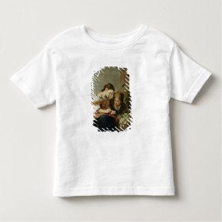 小さいフルーツ販売人1670-75年 トドラーTシャツ