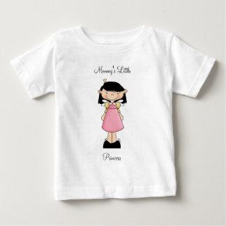 小さいプリンセスのTシャツ ベビーTシャツ