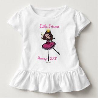 小さいプリンセス-お母さんのBFF トドラーTシャツ