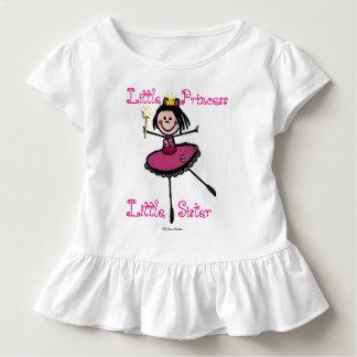 小さいプリンセス-妹 トドラーTシャツ