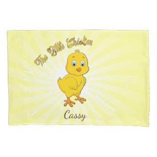 小さいベビーの鶏 枕カバー