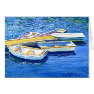 小さいボート カード
