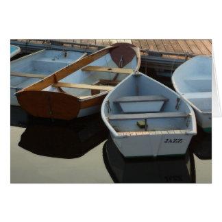 小さいボート: ジャズ カード