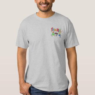 小さいロックンロール 刺繍入りTシャツ
