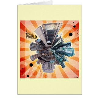小さい世界 カード