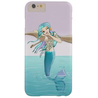 小さい人魚の電話箱 BARELY THERE iPhone 6 PLUS ケース