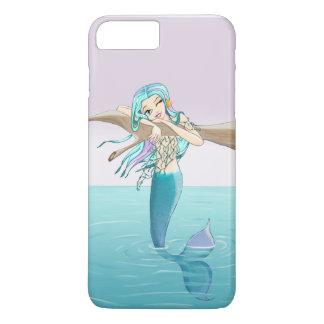 小さい人魚の電話箱 iPhone 8 PLUS/7 PLUSケース