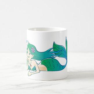 小さい人魚 コーヒーマグカップ