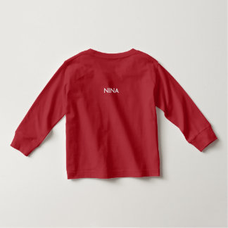 小さい人魚 トドラーTシャツ