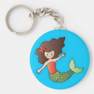 小さい人魚Keychain キーホルダー