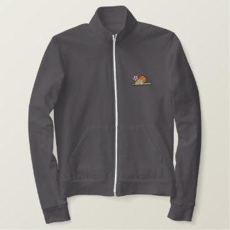 小さい全スポーツ 刺繍入りジャケット