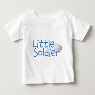 小さい兵士 ベビーTシャツ