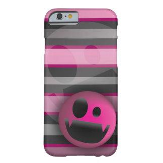 小さい吸血鬼Emoji Barely There iPhone 6 ケース