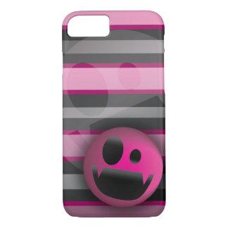 小さい吸血鬼Emoji iPhone 8/7ケース