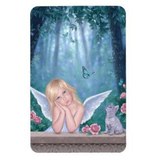 小さい奇跡の天使及び子ネコの適用範囲が広い磁石 マグネット