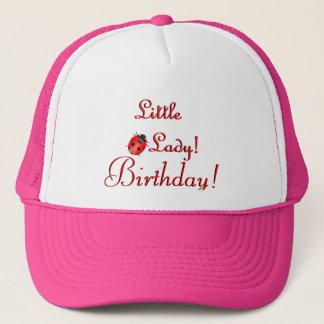 小さい女性Birthday Hat! キャップ