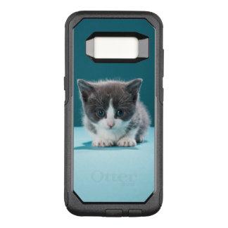 小さい子ネコ オッターボックスコミューターSamsung GALAXY S8 ケース