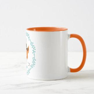小さい孤-軽快な孤のマグ マグカップ