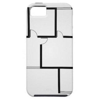 小さい家の計画 iPhone SE/5/5s ケース
