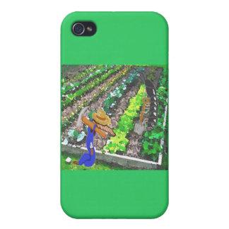 小さい庭師 iPhone 4 COVER