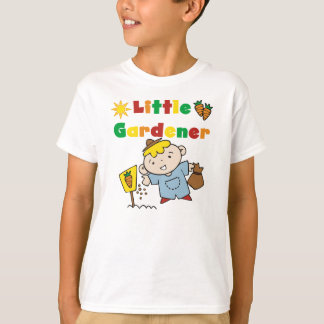小さい庭師 Tシャツ