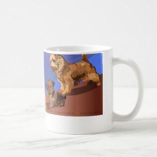 小さい恐怖 コーヒーマグカップ