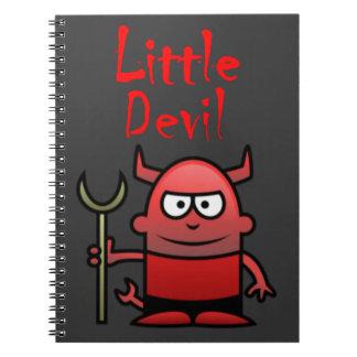 小さい悪魔 ノートブック