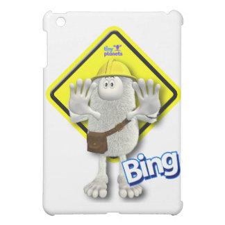 小さい惑星ビング-道路閉塞 iPad MINIケース