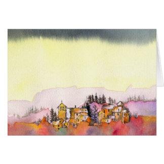 小さい景色 カード