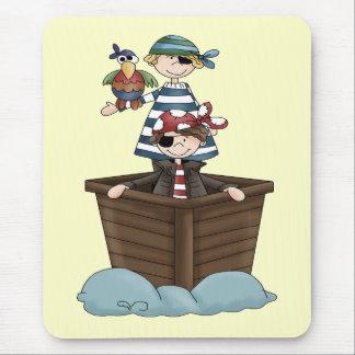 小さい海賊 マウスパッド