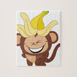 小さい猿のコレクション104 ジグソーパズル