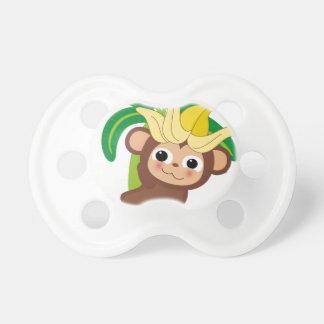 小さい猿のコレクション105 おしゃぶり