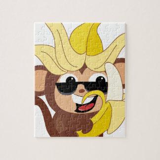 小さい猿のコレクション106 ジグソーパズル