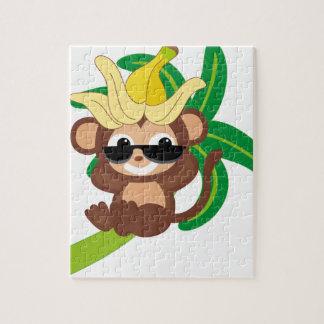 小さい猿のコレクション114 ジグソーパズル