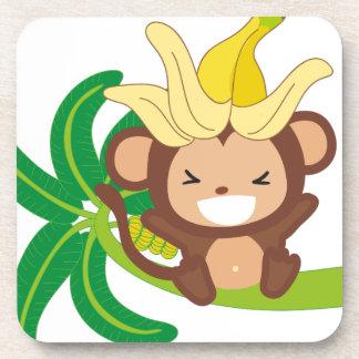 小さい猿のコレクション126 コースター