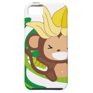 小さい猿のコレクション126 iPhone SE/5/5s ケース