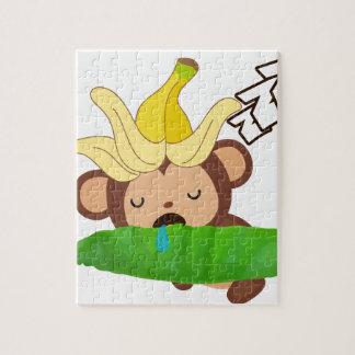小さい猿のコレクション127 ジグソーパズル