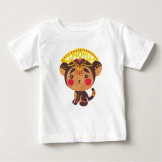 小さい猿王 ベビーTシャツ