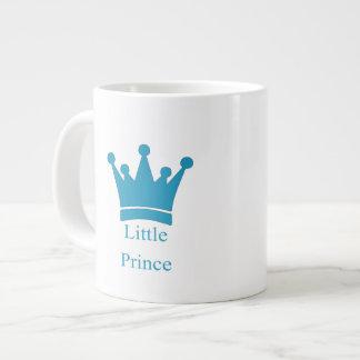 小さい王子-王室のなベビー! ジャンボコーヒーマグカップ