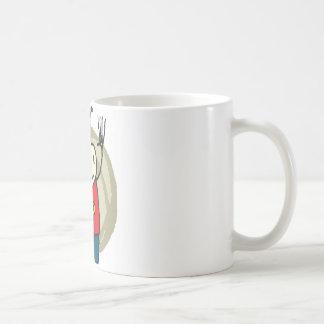 小さい男の子 コーヒーマグカップ