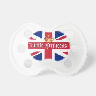 小さい第一王女のベビー おしゃぶり
