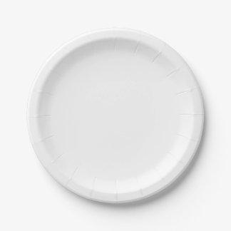 小さい紙皿 ペーパープレート